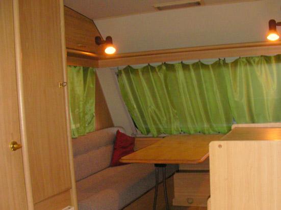 Homologar caravanas ligeras tipo o1 homologar veh culos - Interiores de caravanas ...